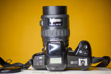 Load image into Gallery viewer, Pentax Z10 Vintage 35mm Film Camera with SMC Pentax 28-80mm f/3.5 Lens