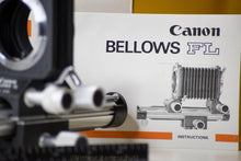 Load image into Gallery viewer, Canon FL Bellows Boxed In Mint Condition Never Used