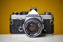 Load image into Gallery viewer, Olympus OM2n MD 35mm Film Camera with Zuiko 50mm f/1.8 Lens Filter
