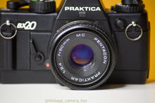 Load image into Gallery viewer, Praktica BX20 35mm Film Camera with Pentacon 50mm f/2.4 Pancake lens
