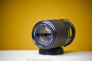 Super Cosina 80-200mm f/4.5 Zoom Lens for Olympus OM Mount