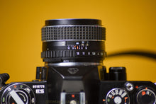 Load image into Gallery viewer, Pentax ES 35mm Film Camera with SMC Takumar 55mm f/1.8 Lens and Strap