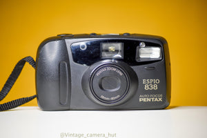 Pentax Espio 838 35mm Film Camera Point and Shoot