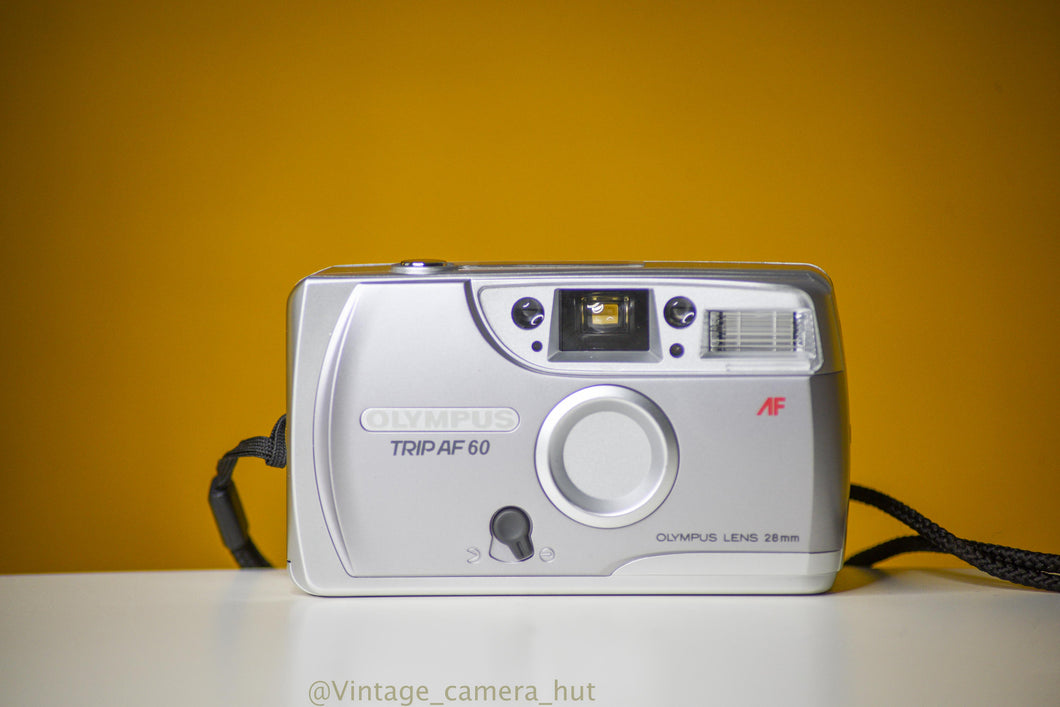 Olympus Trip AF 60 35mm Film Camera Point and Shoot