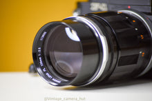 Load image into Gallery viewer, Canon F-1n 35mm Film Camera with Canon FD 135mm f/2.5 Lens