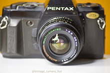 Load image into Gallery viewer, Pentax P30N 35mm Film Camera with Auto Chinon 28mm f/2.8 Lens