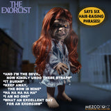 Mega Scale Talking Exorcist Regan Doll