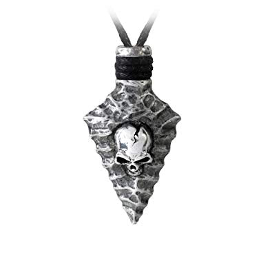 "Alchemy Gothic ""Capitaneus""  Pendant and Necklace"