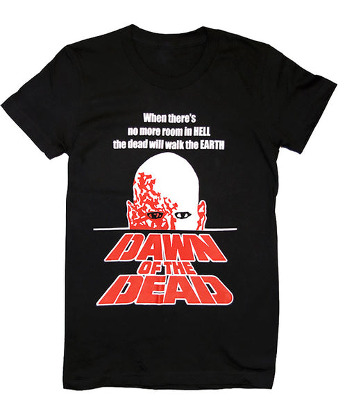 Dawn of the Dead Women's Fitted T-Shirt