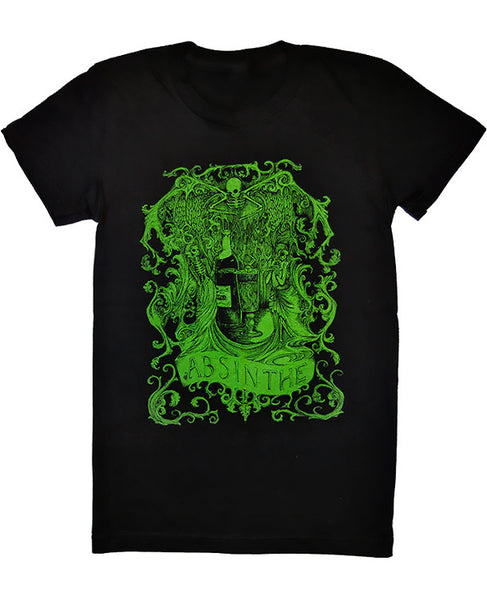 Absinthe Women's Fitted T-Shirt