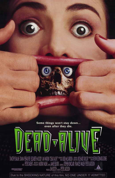 Dead Alive 27x40 Movie Poster Print