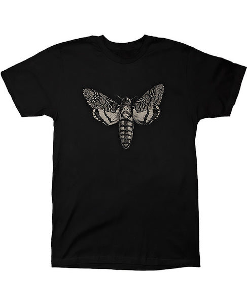 Death's Head Moth Regular Fit T-Shirt
