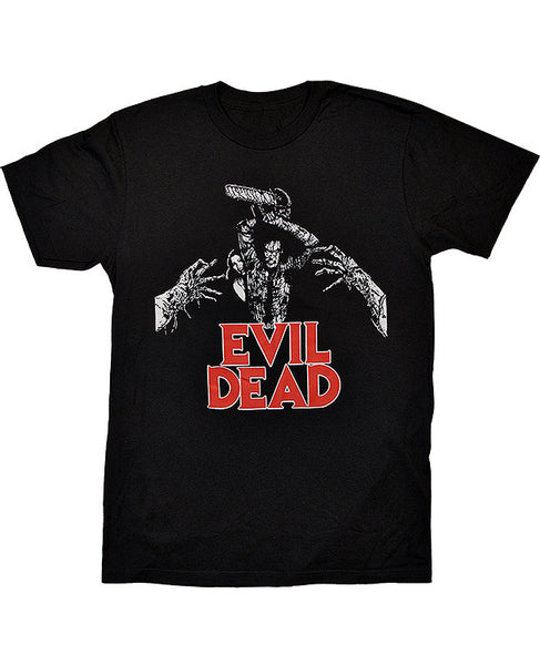 Evil Dead Women's Fitted T-Shirt
