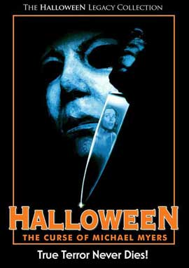 Halloween (The Curse of Michael Myers)  27x40 Movie Poster Print