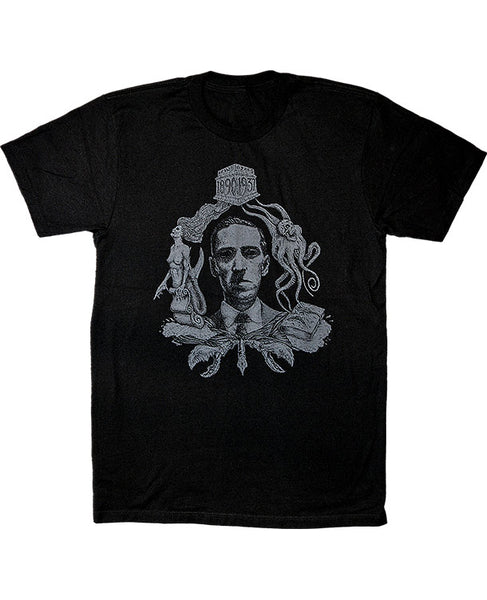 H.P Lovecraft Regular Fit T-Shirt