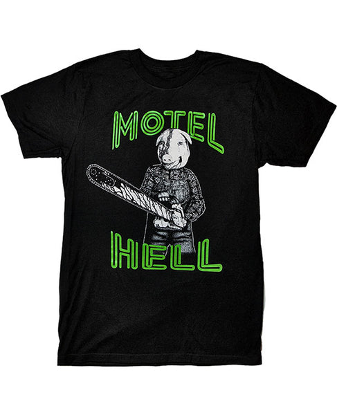 Motel Hell Women's Fitted T-Shirt