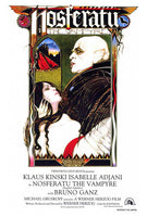 Nosferatu the Vampyre  27x40 Movie Poster Print (White)