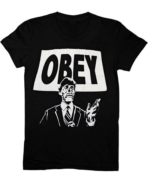 Obey Women's Fitted T-Shirt