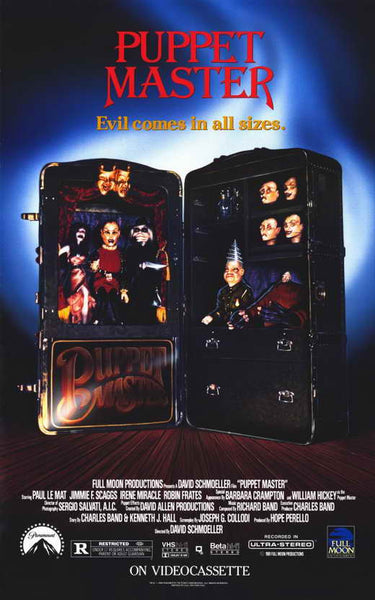 Puppet Master 27x40 Movie Poster Print