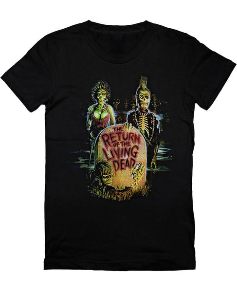 Return of the Living Dead Women's Fitted T-Shirt