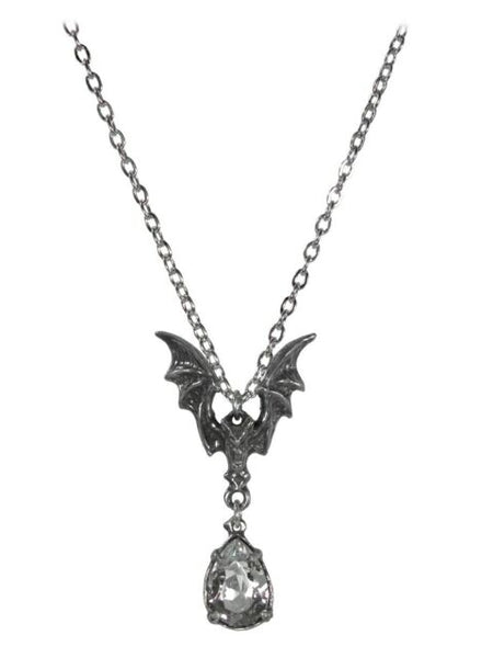 "Alchemy Gothic ""La Nuit""  Pendant and Necklace"