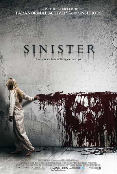 Sinister 27x40 Movie Poster Print