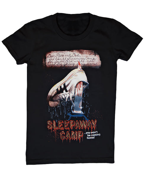 Sleepaway Camp Women's Fitted T-Shirt (Small only)