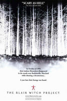 The Blair Witch Project 27x40 Movie Poster Print
