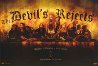 The Devil's Rejects 27x40 Movie Poster Print
