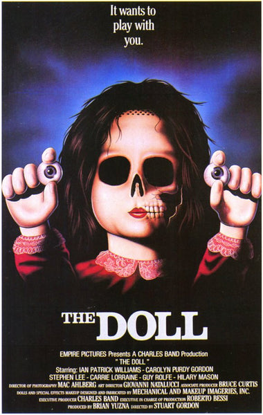 The Doll (1986) 27x40 Movie Poster Print