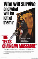 The Texas Chainsaw Massacre 27x40 Movie Poster Print