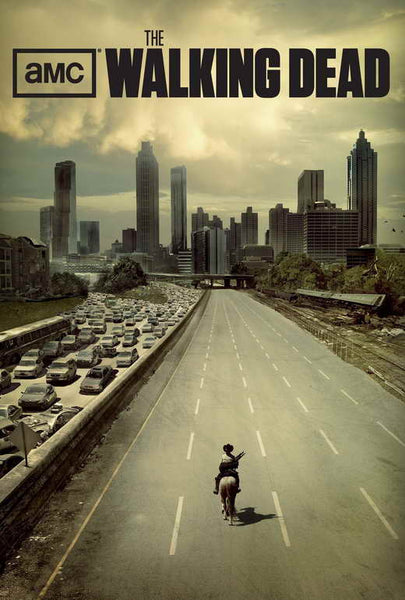 The Walking Dead 27x40 Poster Print