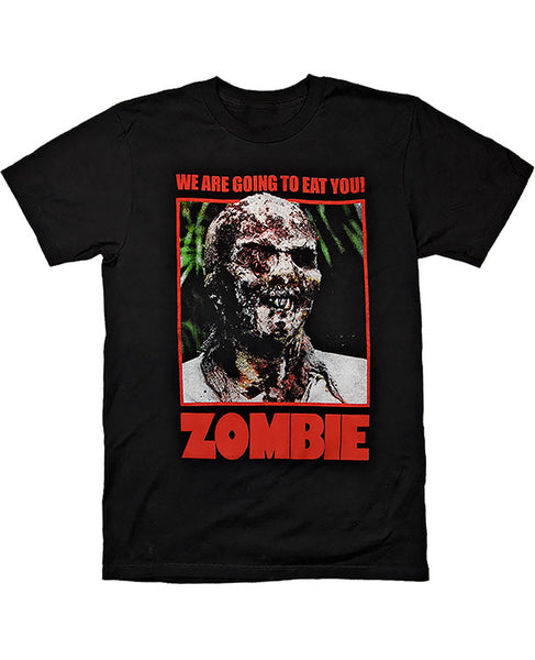 Zombie Regular Fit T-Shirt (Only Small left)