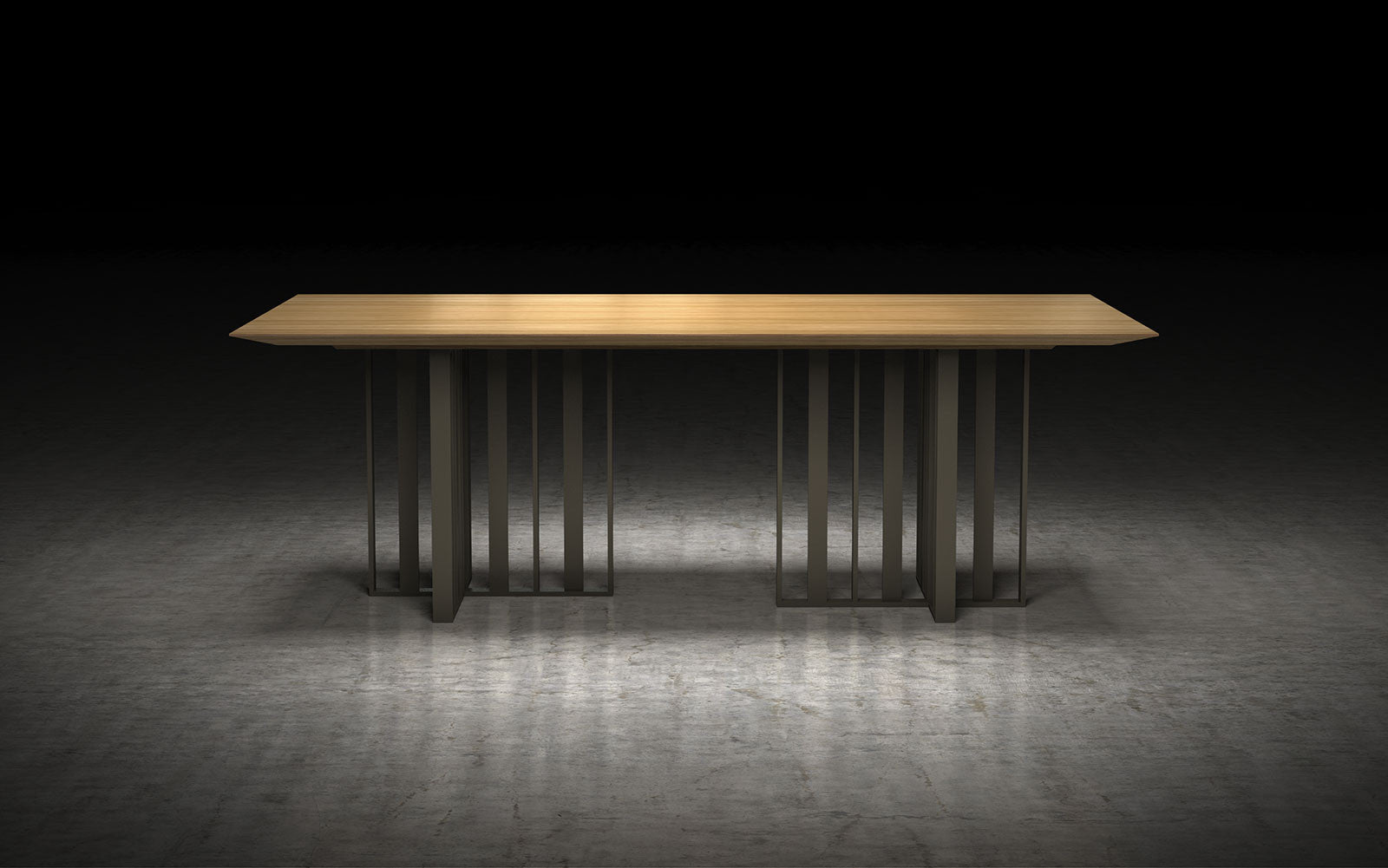 Modloft Spitalfields Dining Table Medium