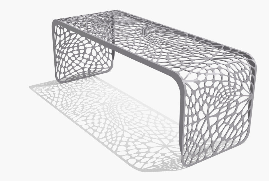Arktura Coral Bench 48 Inches
