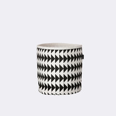 ferm LIVING Arrow Basket Small