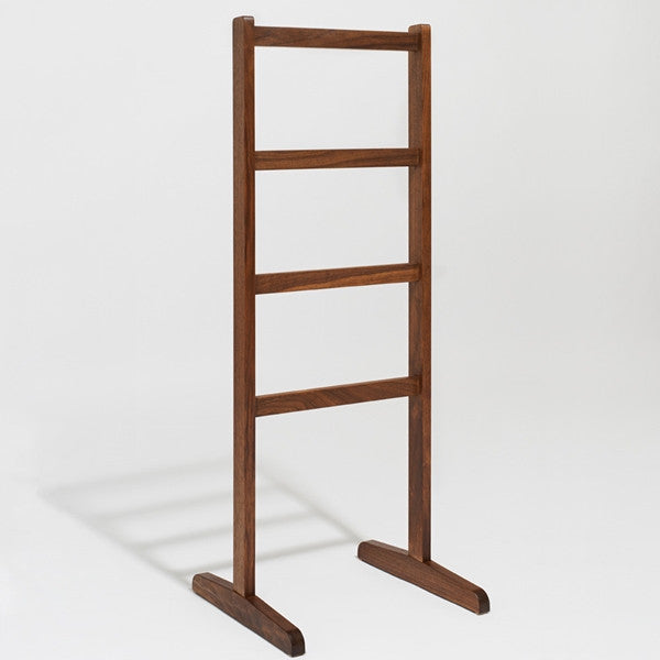 Area Bedding Alfred Walnut Pant Rack