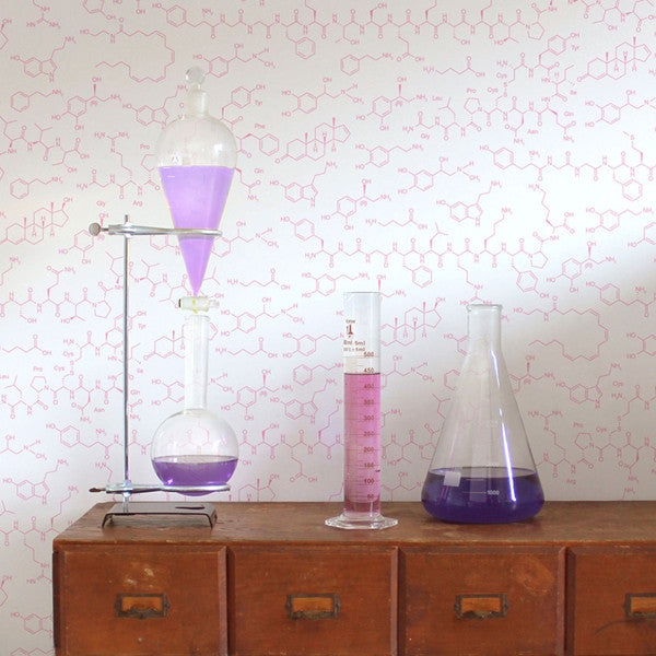Aimée Wilder Wallpaper - Love Molecules - Charm