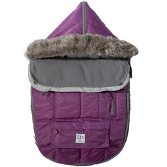 7 A.M. - Le Sac Igloo 500 Small (0-6 M) Grape