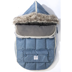 7 A.M. - Le Sac Igloo 500 Small (0-6 M) Denim