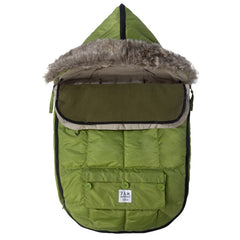 7 A.M. - Le Sac Igloo 500 Small (0-6 M) Kiwi