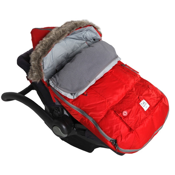7 A.M. Le Sac Igloo 500 Small 0-6 M Red