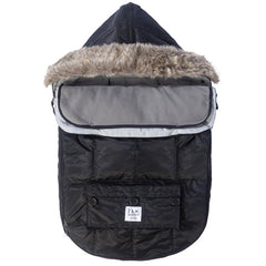 7 A.M. - Le Sac Igloo 500 Small (0-6 M) Black