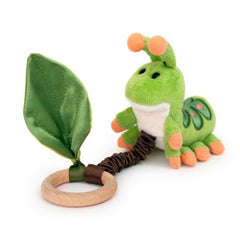 Apple Park - Caterpillar Teething Toy