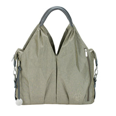 Lassig Green Label Diaper Bag Neckline Spin Dye
