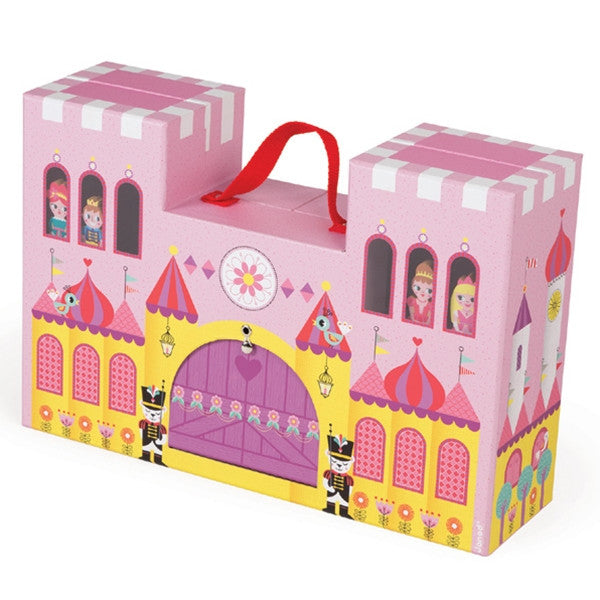 Janod Princess Palace Carrying Case