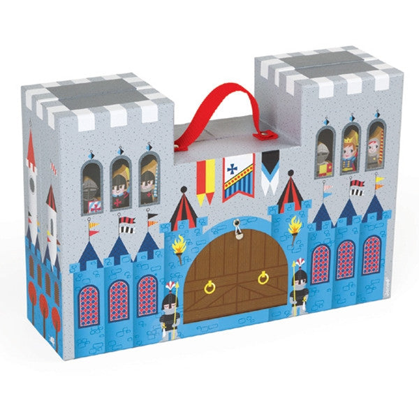 Janod Knight Castle Carrying Case