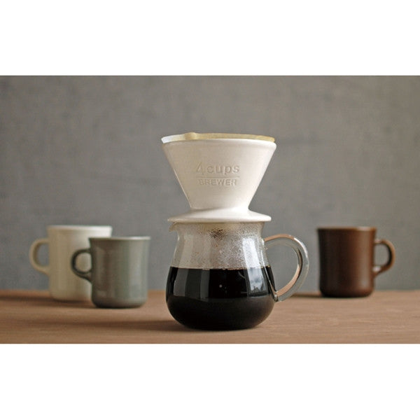 Kinto Slow Coffee, Server 300ml