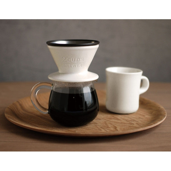 Kinto Slow Coffee, Brewer 2 Cups