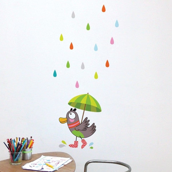 ADzif Wall Sticker Toom Toom